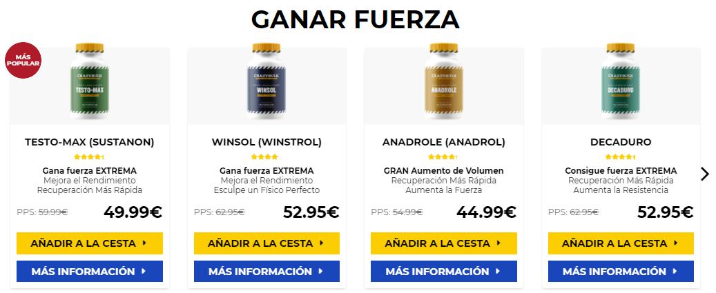 Clenbuterol comprar farmacia forventet vægttab med nupo