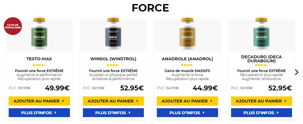 site achat steroide Clenbuterol